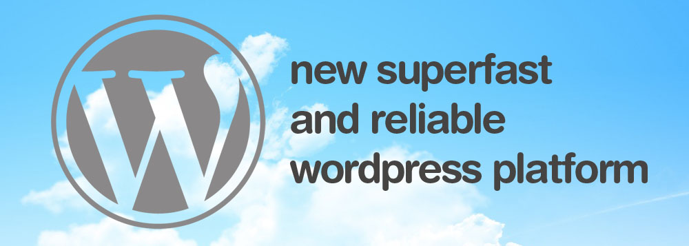 superfast wordpress